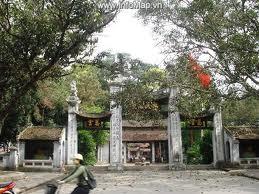 วัดล้าง-วัดโบราณแห่งหนึ่งในกรุงฮานอย