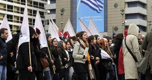 Greece's debt crisis still acute