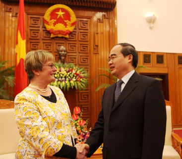 Vietnam, Germany aim to enhance educational cooperation