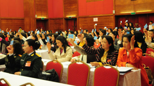 Vietnam Women Union set to expand external relations