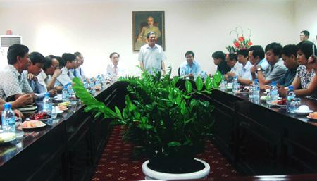 Vietnam Revolutionary Press Day marked