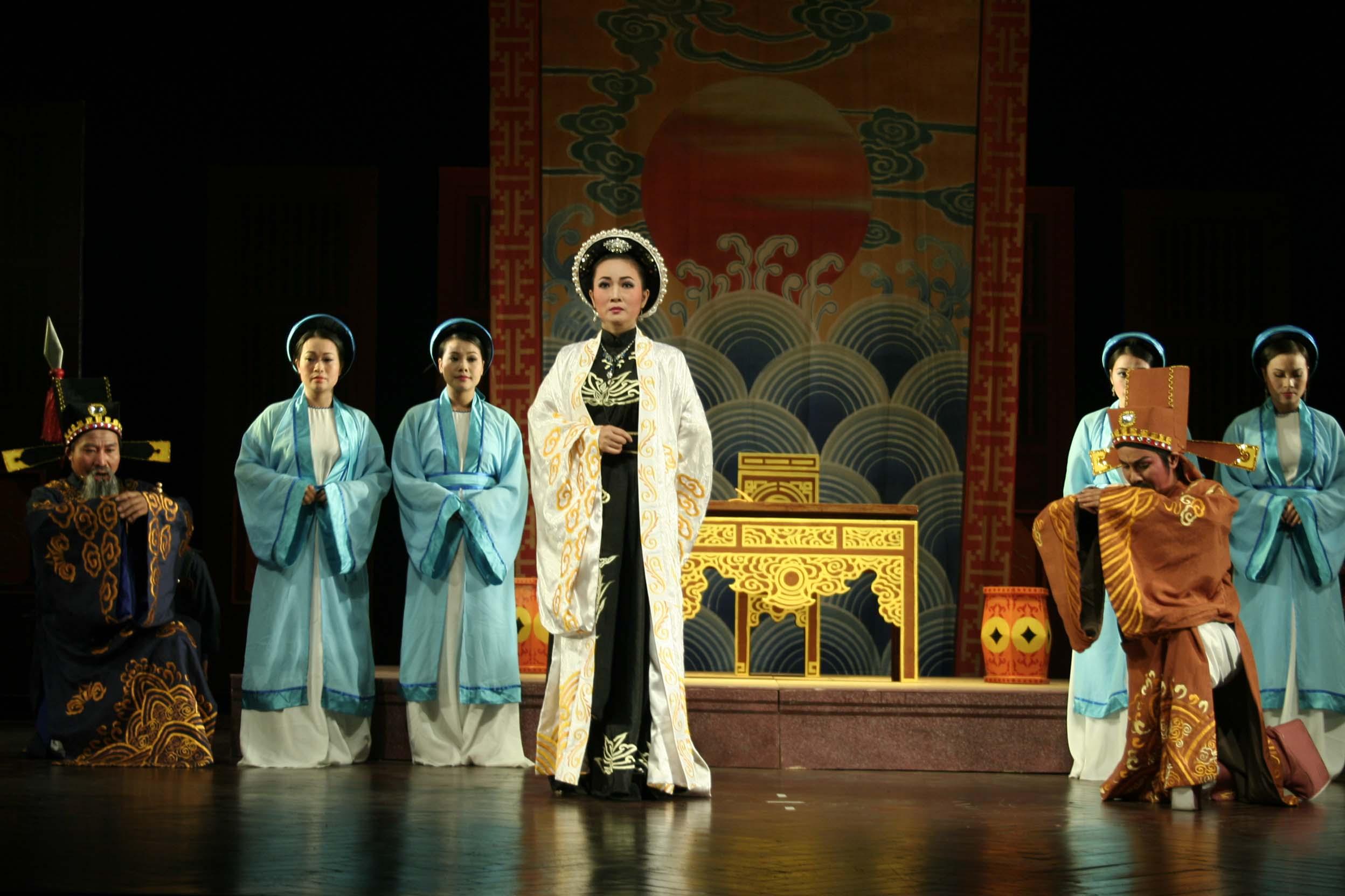Вьетнамский музыкальный театр