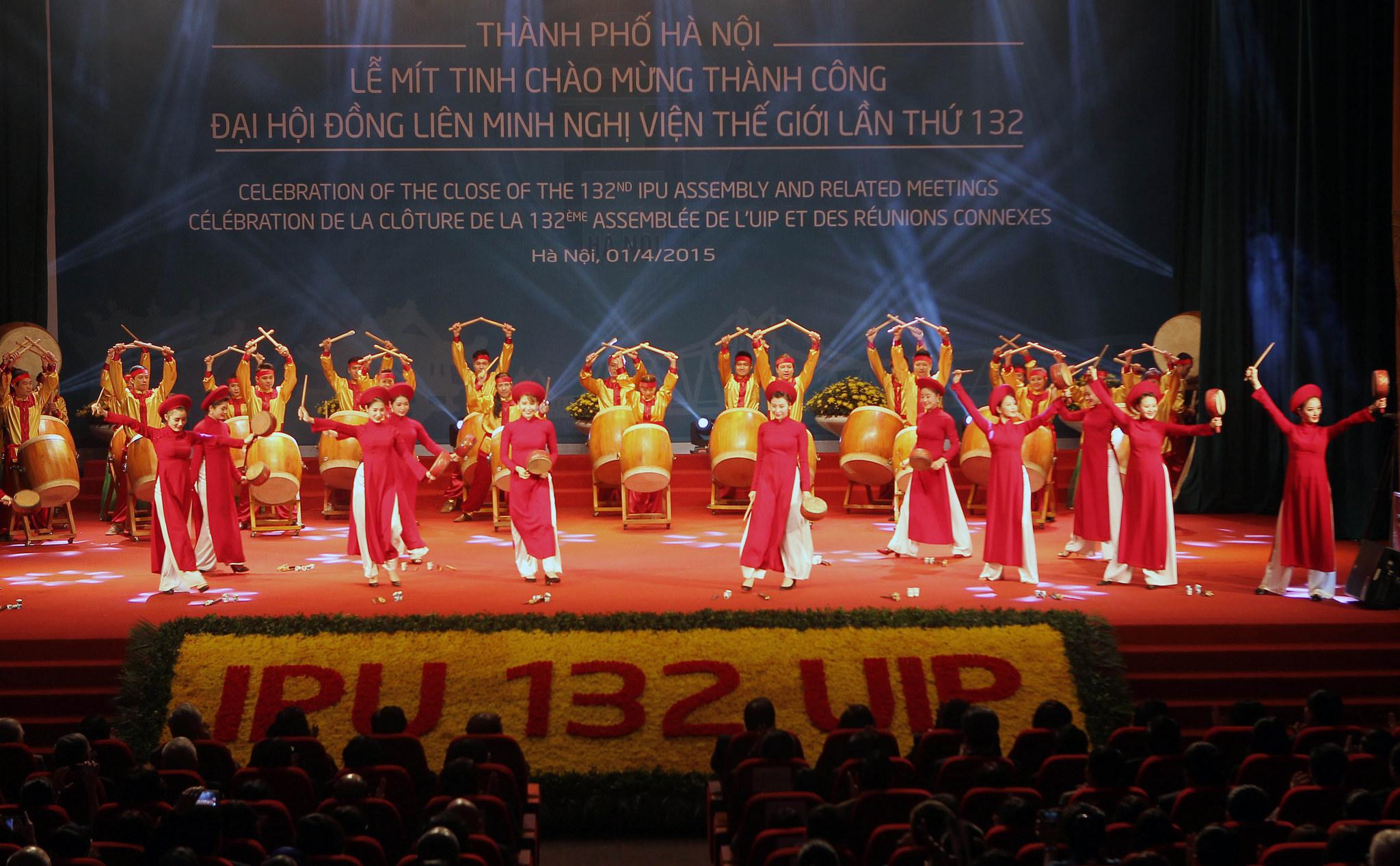 Песни, посвящённые 132-й сессии Генассамблеи МПС
