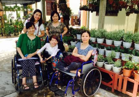 Во Вьетнаме создаются наилучшие условия инвалидам для возвращения в общество