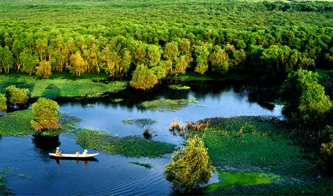 Гаожонг – идеальное место для любителей экотуризма в районе Донгтхап-Мыой