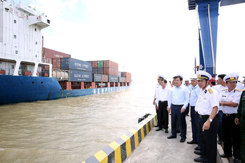 Дельта реки Меконг привлекательная для логистических предприятий