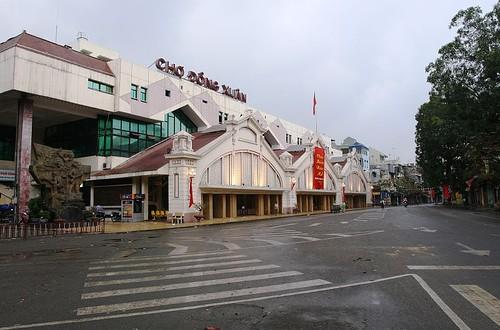 Рынок Донгсуан – культурная особенность столицы