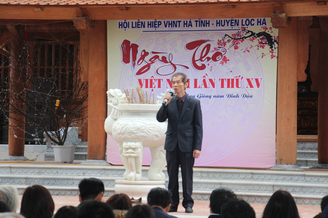 По всей стране отмечается День вьетнамской поэзии