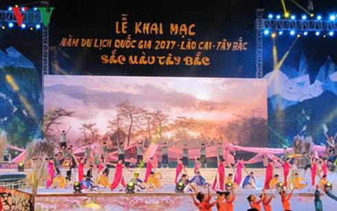 В городе Лаокай стартовал Национальный год туризма