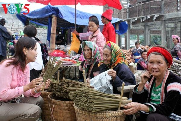 Краски весны на базаре Заошан