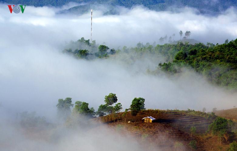 Плоскогорье Шинхо – красота дикой природы на северо-западе страны