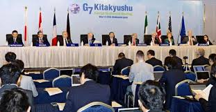 G-7 meeting discusses investment promotion