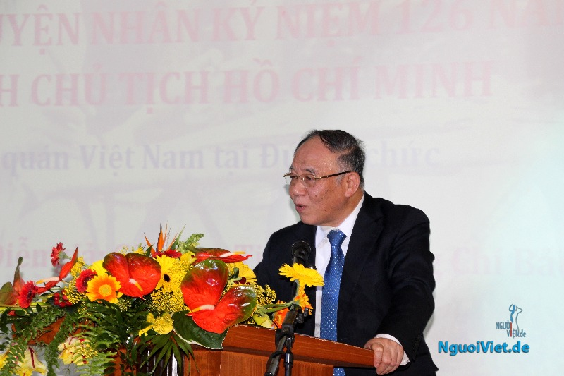 Birth anniversary of President Ho Chi Minh marked in Czech Republic