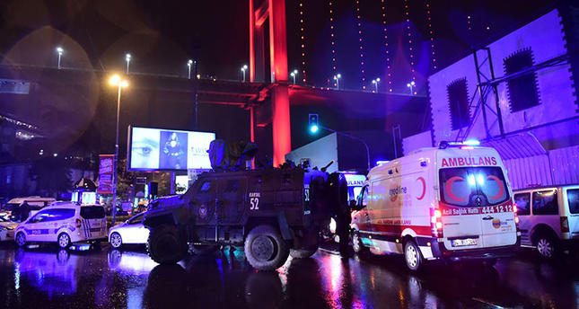 World leaders condemn Istanbul nightclub attack