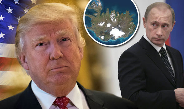 President Trump wants to meet with President Putin in Iceland
