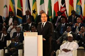 President Hollande: French troop to continue its mission in Mali