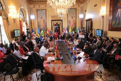 ALBA Summit opens in Venezuela
