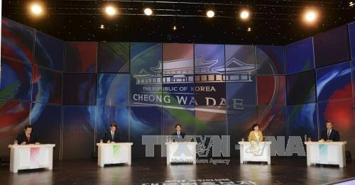 South Korean presidential campaign begins