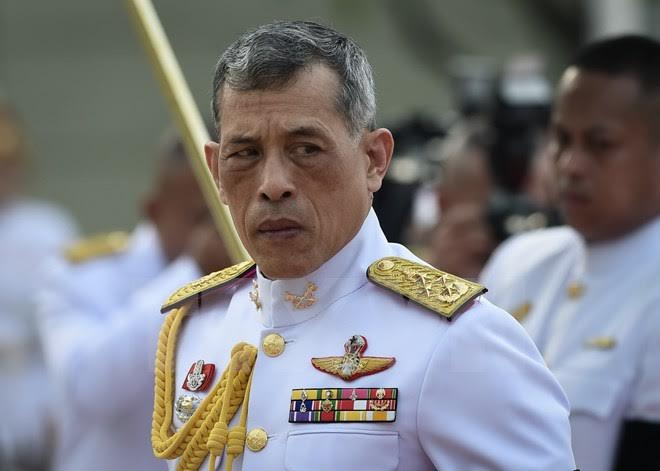 Thailand: Coronation for King Vajiralongkorn will be held later this year
