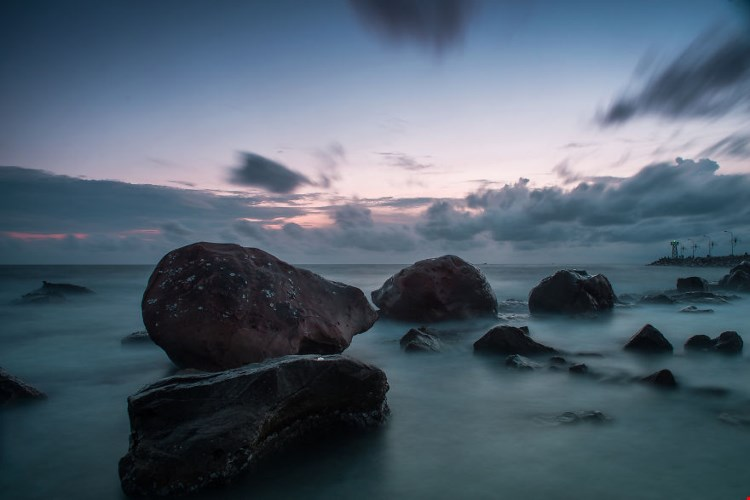 ภาพถ่ายเกี่ยวกับความงามของเกาะฟู้ก๊วก