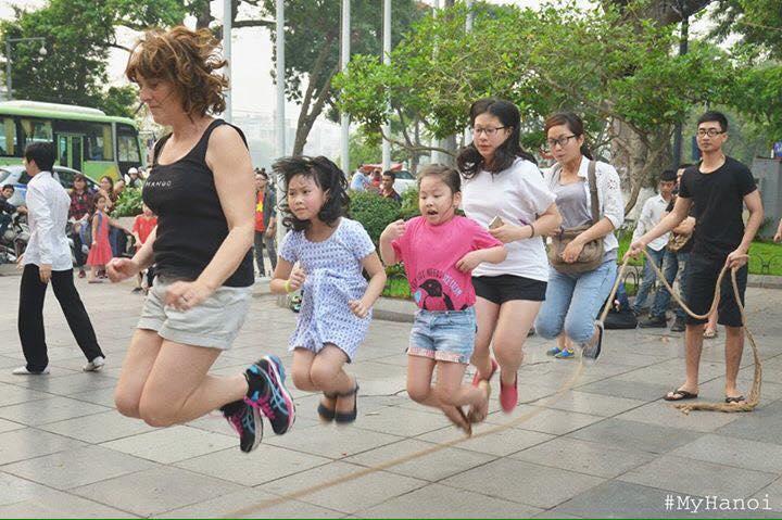 สโมสร My Hanoiและโครงการต่างๆเพื่ออนุรักษ์เอกลักษณ์วัฒนธรรมของฮานอย