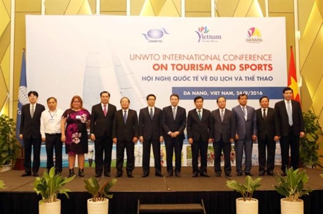 การประชุมนานาชาติเกี่ยวกับการท่องเที่ยวและการกีฬา