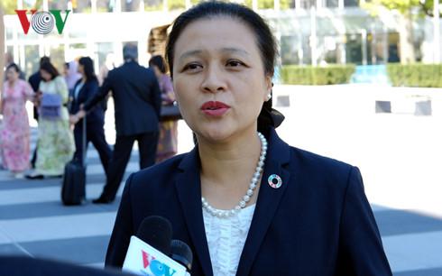 เวียดนามมีความประสงค์ว่า สหประชาชาติจะให้ความสำคัญต่อการเคารพและปฏิบัติตามกฎหมายสากล