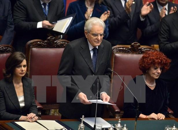 อิตาลีเริ่มกระบวนการทาบทามเพื่อแก้ไขความชงักงันทางการเมือง