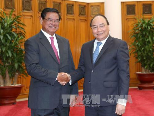 เวียดนามมีความประสงค์ที่จะเสริมสร้างความสัมพันธ์ในทุกด้านกับประเทศกัมพูชา