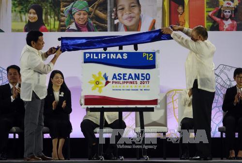 ฟิลิปปินส์ขึ้นดำรงตำแหน่งประธานหมุนเวียนอาเซียน