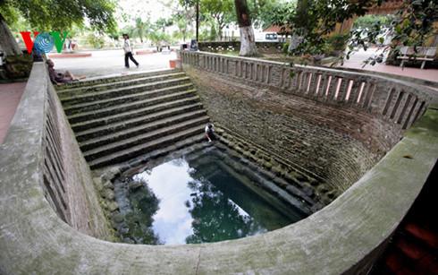 บ่อน้ำสะท้อนชีวิตทางจิตวิญญาณของชาวบ้าน