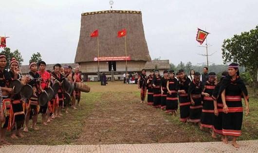 งานวันวัฒนธรรมชนเผ่าของเวียดนามปี๒๐๑๗