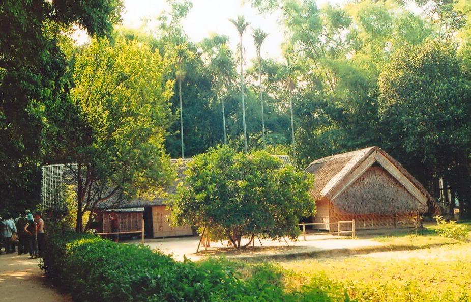 หมู่บ้าน Hoang Tru สถานที่ที่ประธานโฮจิมินห์ลืมตาดูโลก