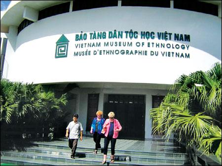 พิพิธภัณฑ์ในฮานอย จุดเด่นอย่างหนึ่งในโปรแกรมCitytour