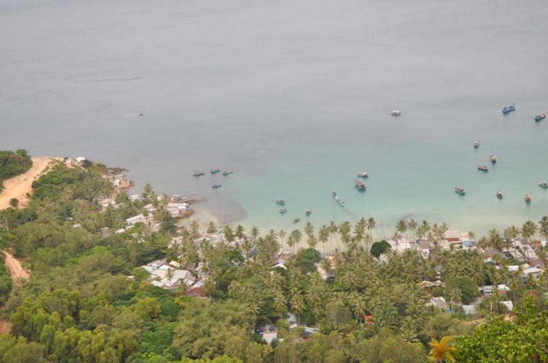 เที่ยวเกาะ นามยู ค้นคว้าธรรมชาติของอ่าวฮาลองแห่งที่2ของเวียดนาม