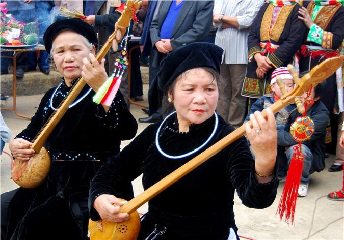 เพลงพื้นเมืองของชนเผ่าหนุ่ง