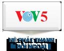 วีโอวี5-สะพานเชื่อมเวียดนามกับมิตรประเทศทั่วโลก