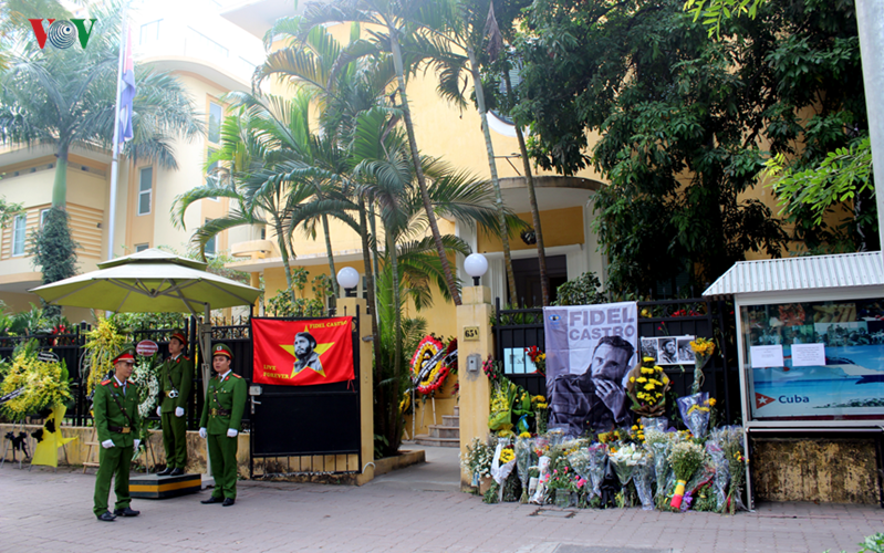 ประธานฟิเดล คาสโตร ในหัวใจของชาวเวียดนาม
