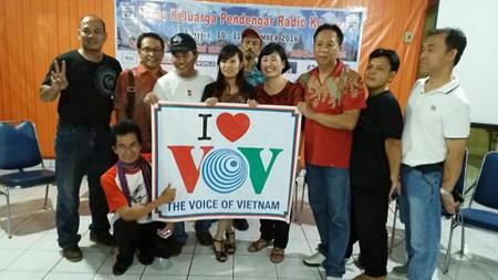 มิตรภาพไร้พรมแดนระหว่างวิทยุเวียดนามกับผู้ฟังต่างชาติ