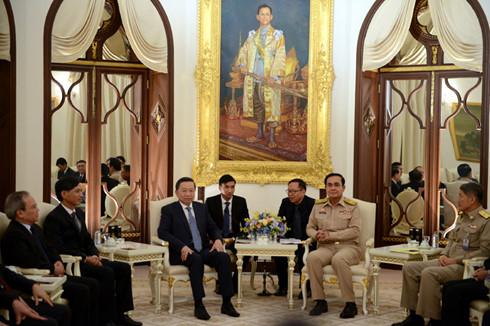 เวียดนามถือไทยเป็นหุ้นส่วนสำคัญในอาเซียน