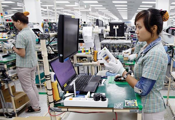 สัญญาณที่สดใสในการดึงดูดเงินเอฟดีไอของเวียดนามปี 2016