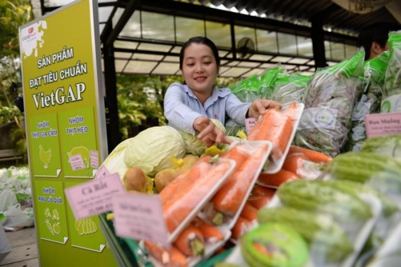 Ярмарка выходного дня по продаже сельхозпродукции в г.Хошимине