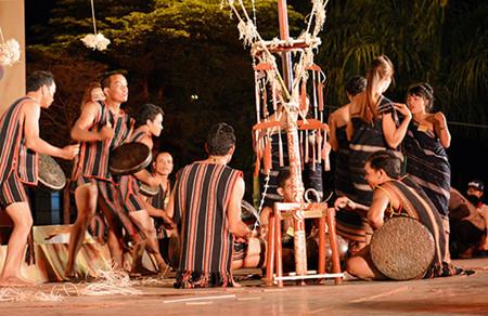Народная музыка народности Кохо