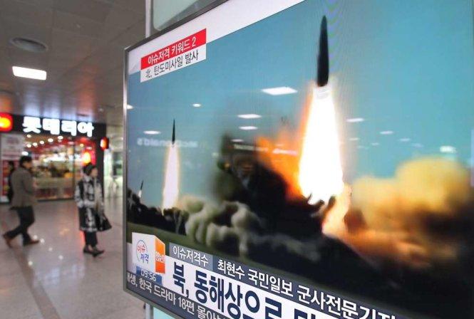2016 год в Северо-Восточной Азии охарактеризован как год нестабильности