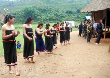 Народность Зе-ченг, проживающая на вьетнамо-лаосской границе