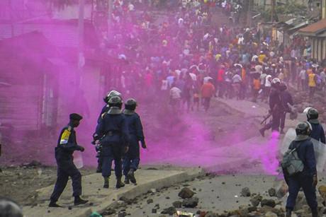 Совбез ООН осудил насилие в Демократической Республике Конго