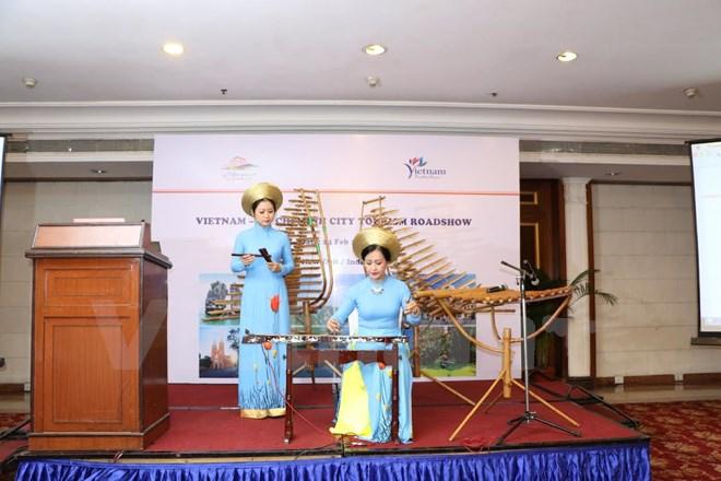 Хошимин активизирует популяризацию своего туристического потенциала в Индии