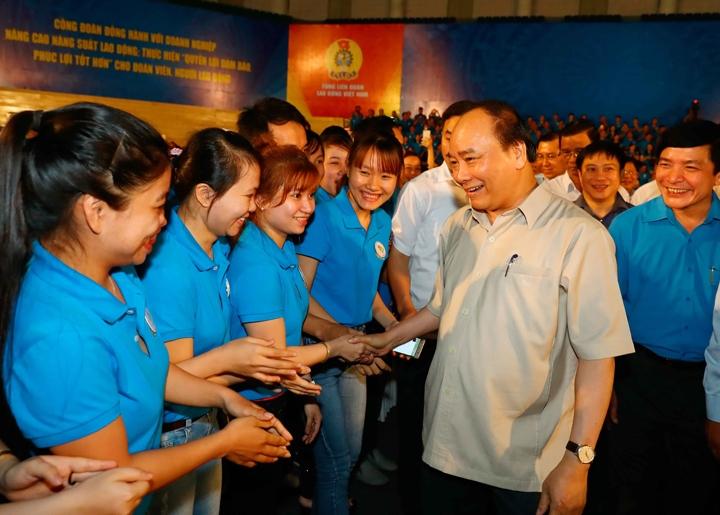 Забота о рабочем классе в новый период развития страны