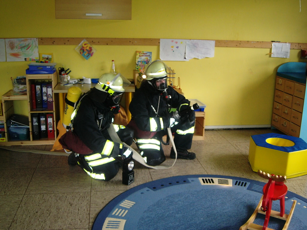 Volunteer Fire Brigade – Germany's pride