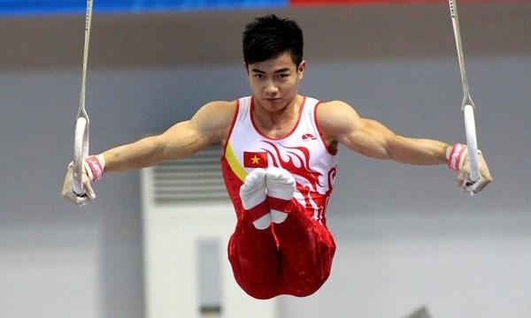 Gymnast Phạm Phước Hưng and his Olympic dream